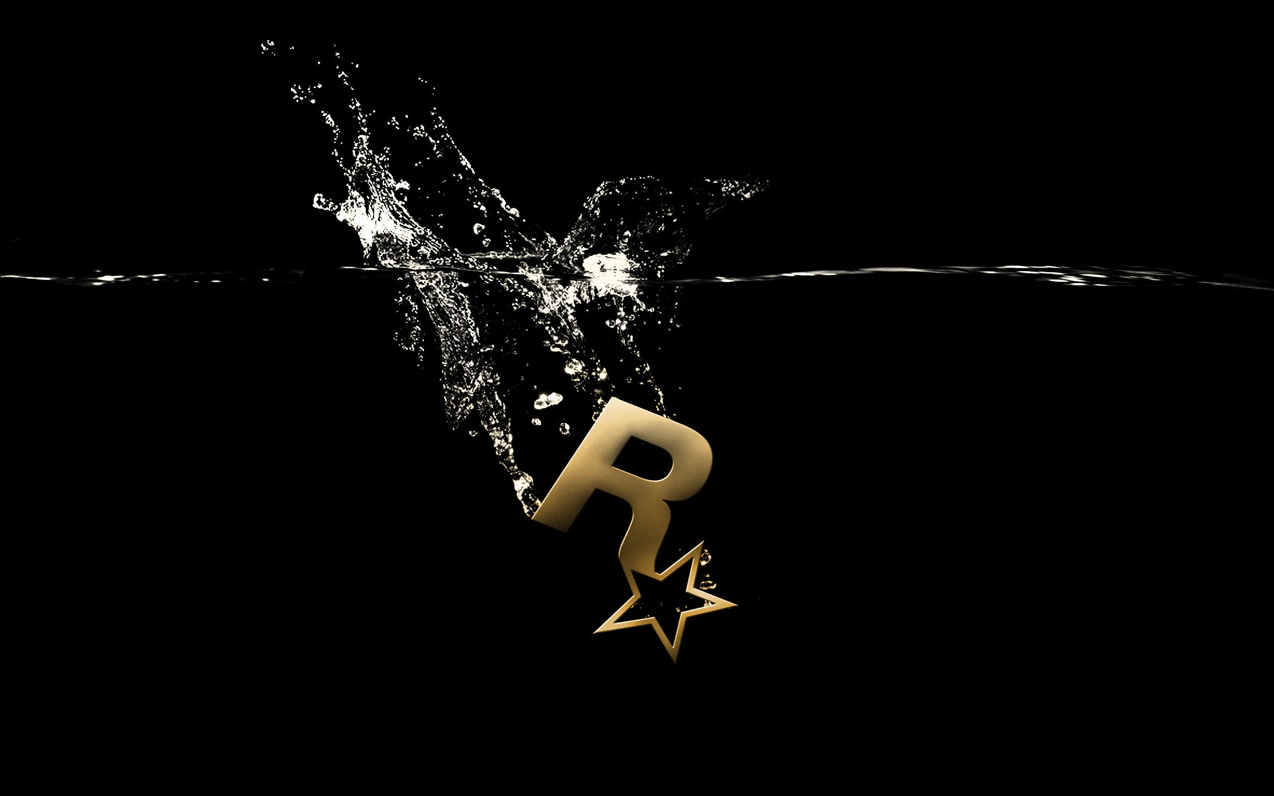 881351 Rockstar Games Logo Wallpapers 2560x1600