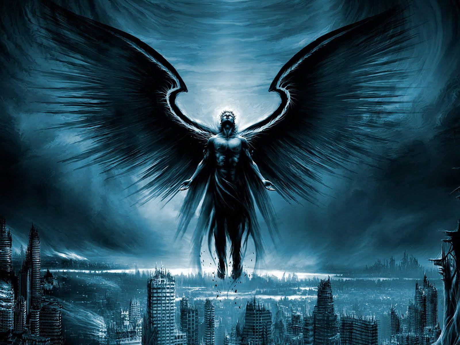 wallpaper hd angeles y demonios   Buscar con Google Mitologa 1600x1200
