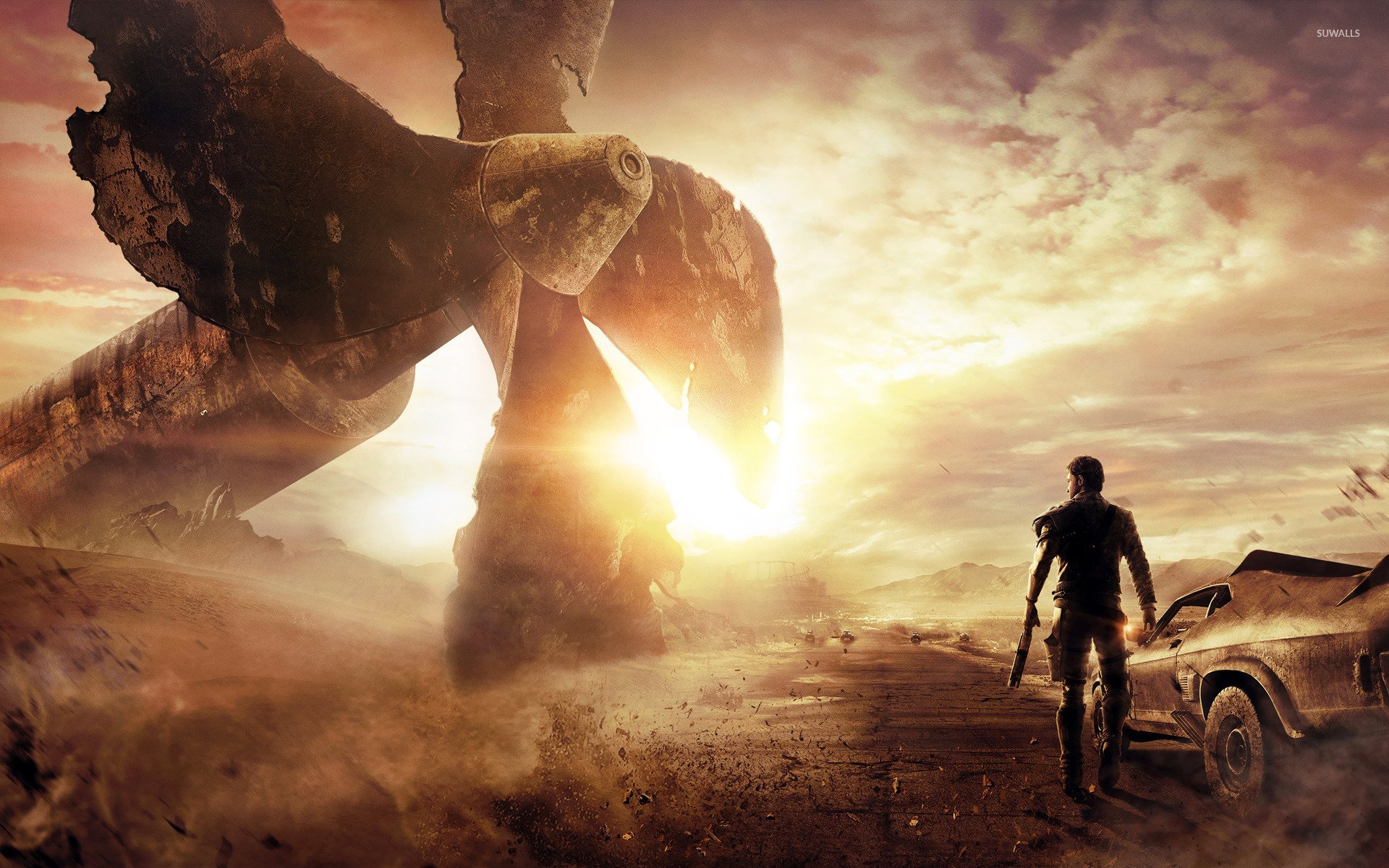 Mad Max wallpaper   Game wallpapers   21753 1366x768
