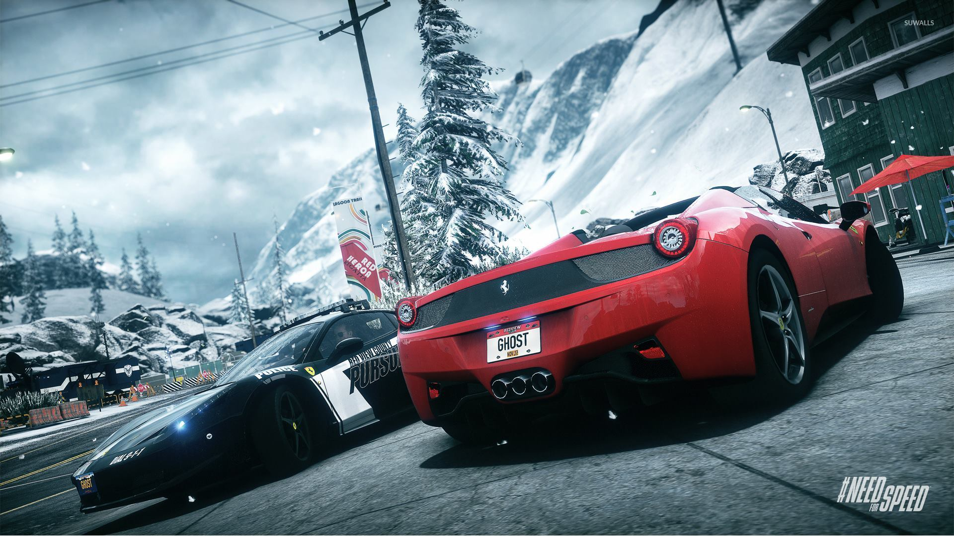 Need for speed rivals wallpapers wallpapersafari for Need for speed wallpaper