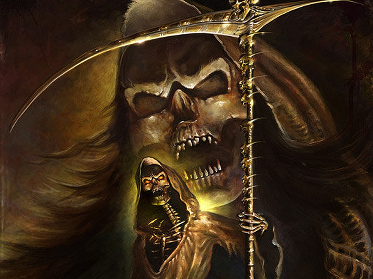 M246rk Grim Reaper Bakgrund 1280x959