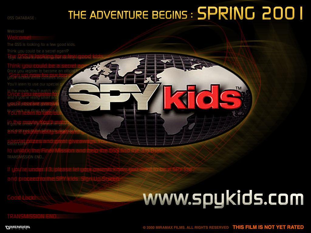 spy kids gallery spy kids spy kids spy kids 1024x768