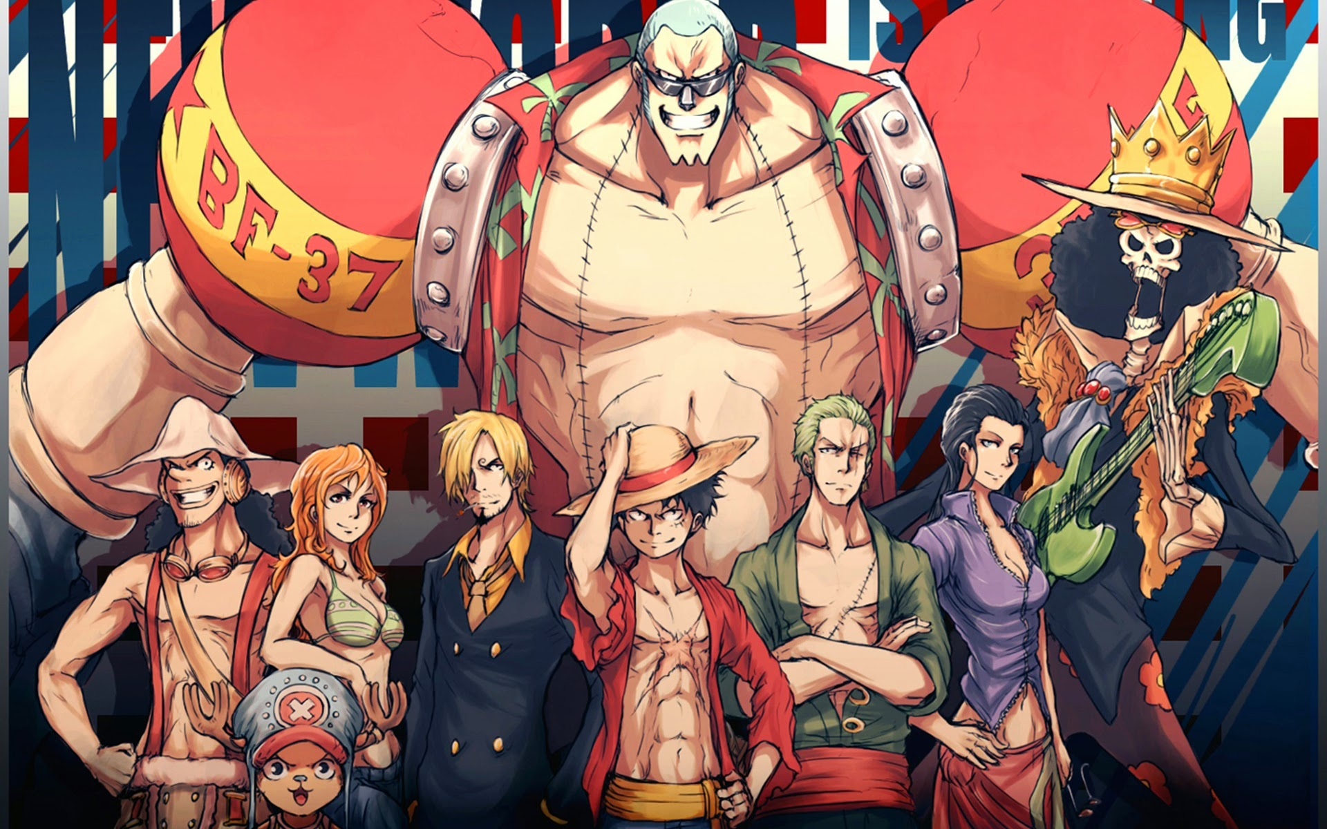 49 One Piece Straw Hat Wallpaper On Wallpapersafari