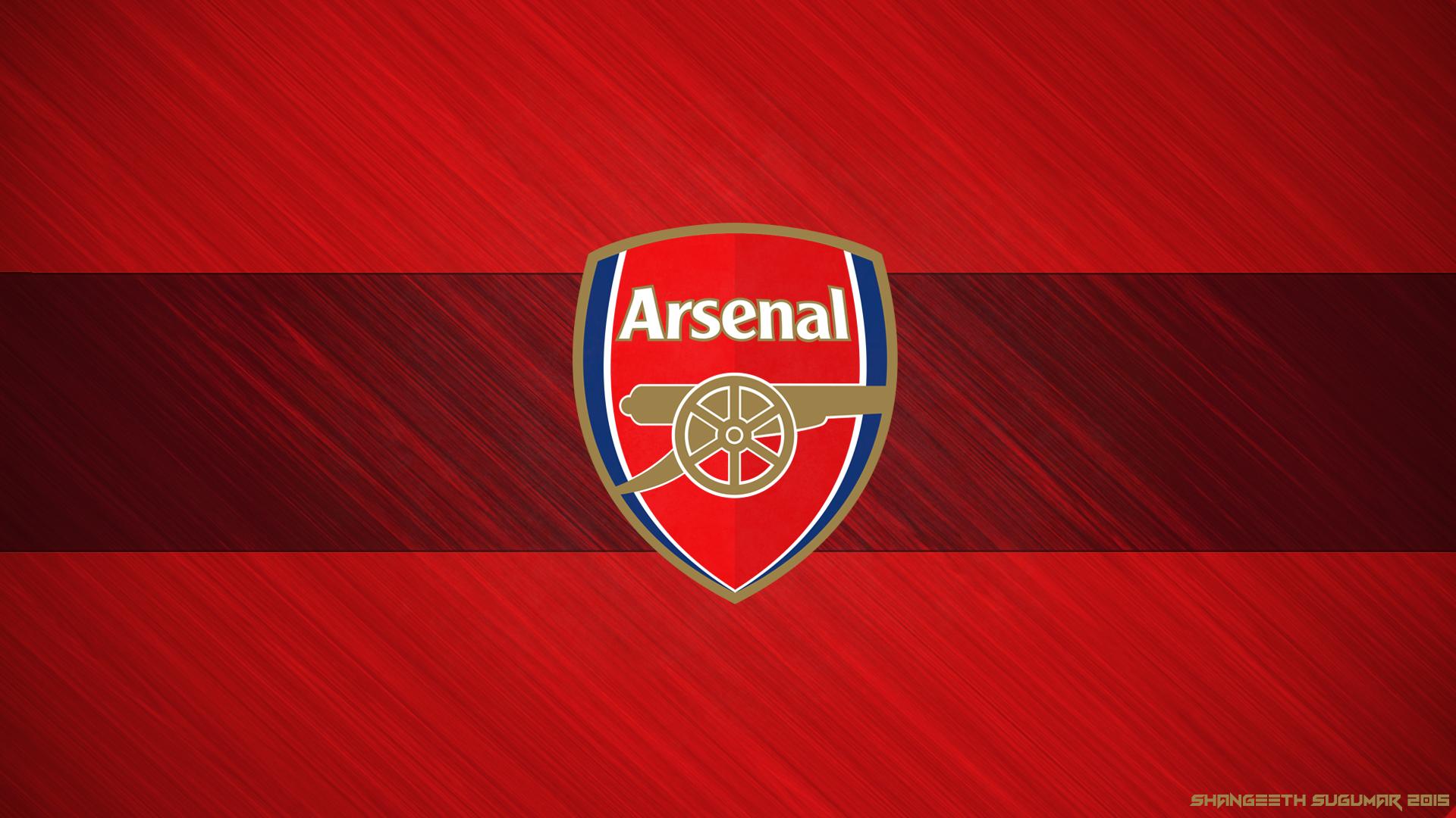 Arsenal FC 2015 Wallpaper   By Shangeeth Sugumar by ShangeethS on 1920x1080