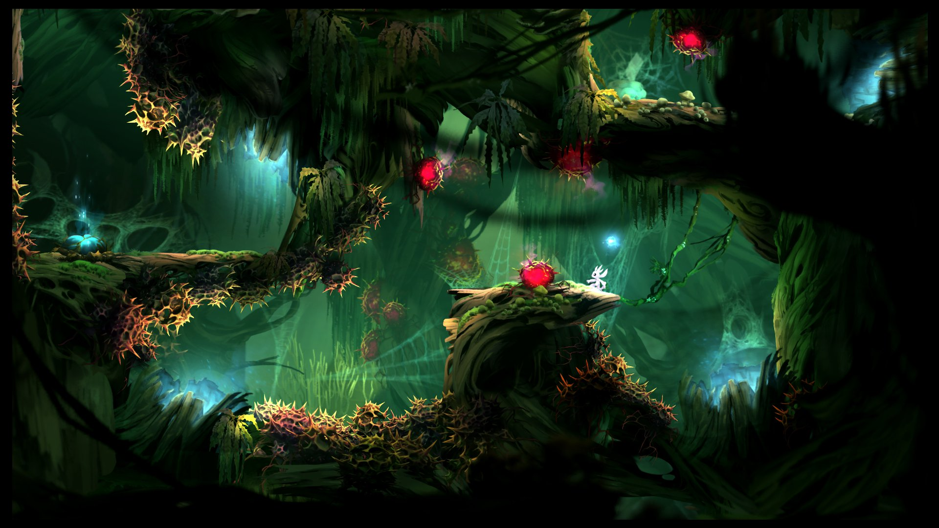 Ori and the Blind Forest Full HD Bakgrund and Bakgrund ...
