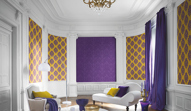 Wallpaper Trends 2016 Walls to feel good within Wallpaper Trends 2016 640x375
