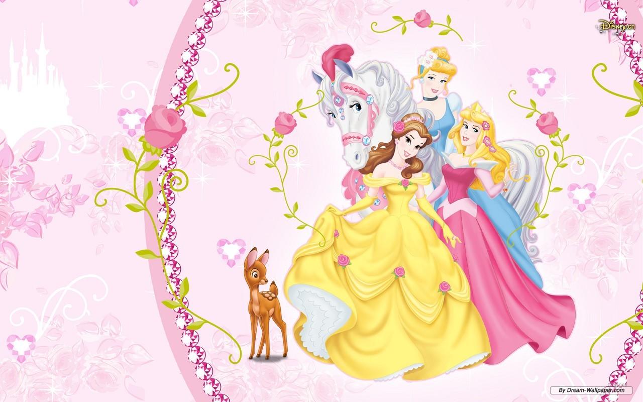 Wallpaper   Cartoon wallpaper   Disney Princess 1 wallpaper 1280x800