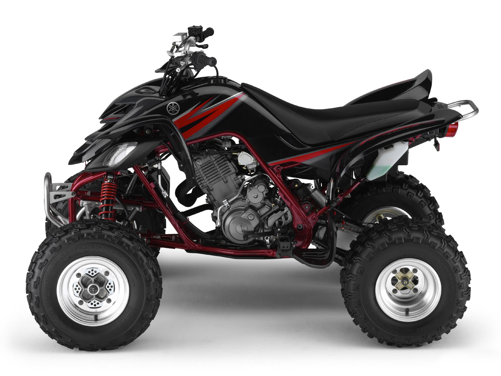 2005 YAMAHA Raptor 660 ATV pictures review and specs 1600x1200