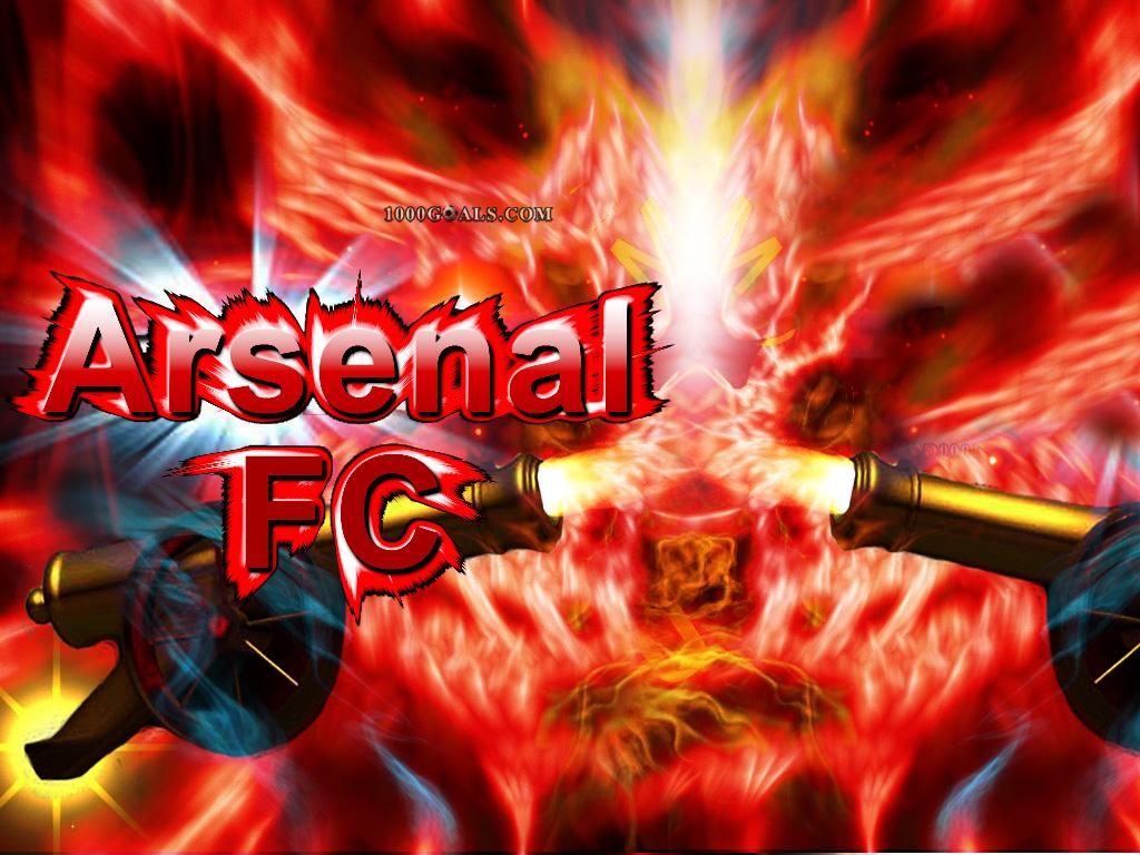 Arsenal fc wallpaper Football   1000 Goals 1024x768