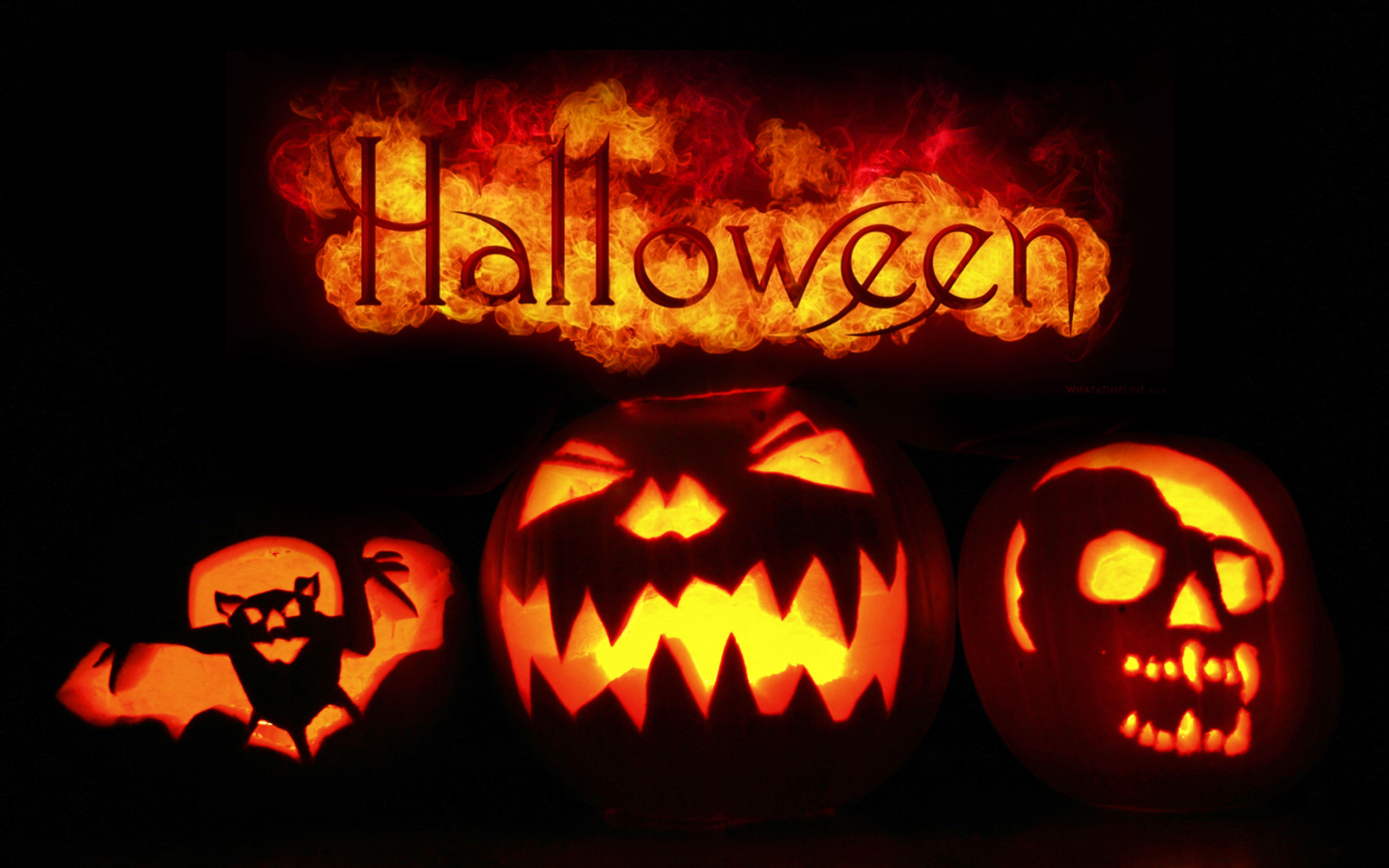 Scary Happy Halloween 2015 Images Backgrounds Wallpapers Ideas 2560x1600