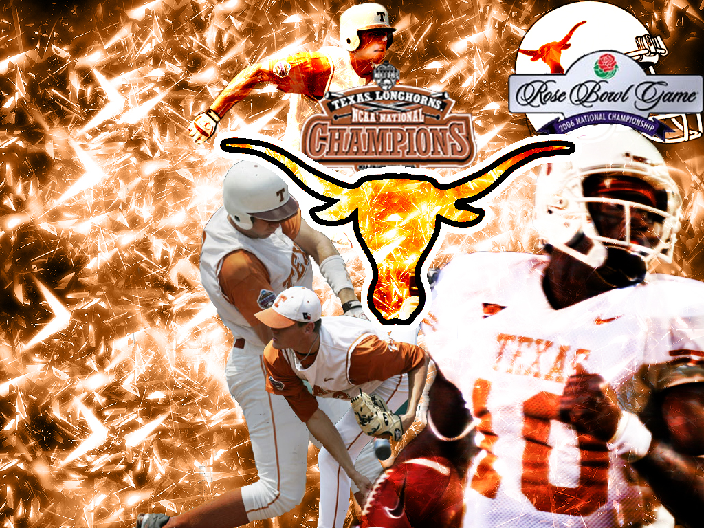 Texas Longhorns wallpaper by AlbinoFilthy 1024x768