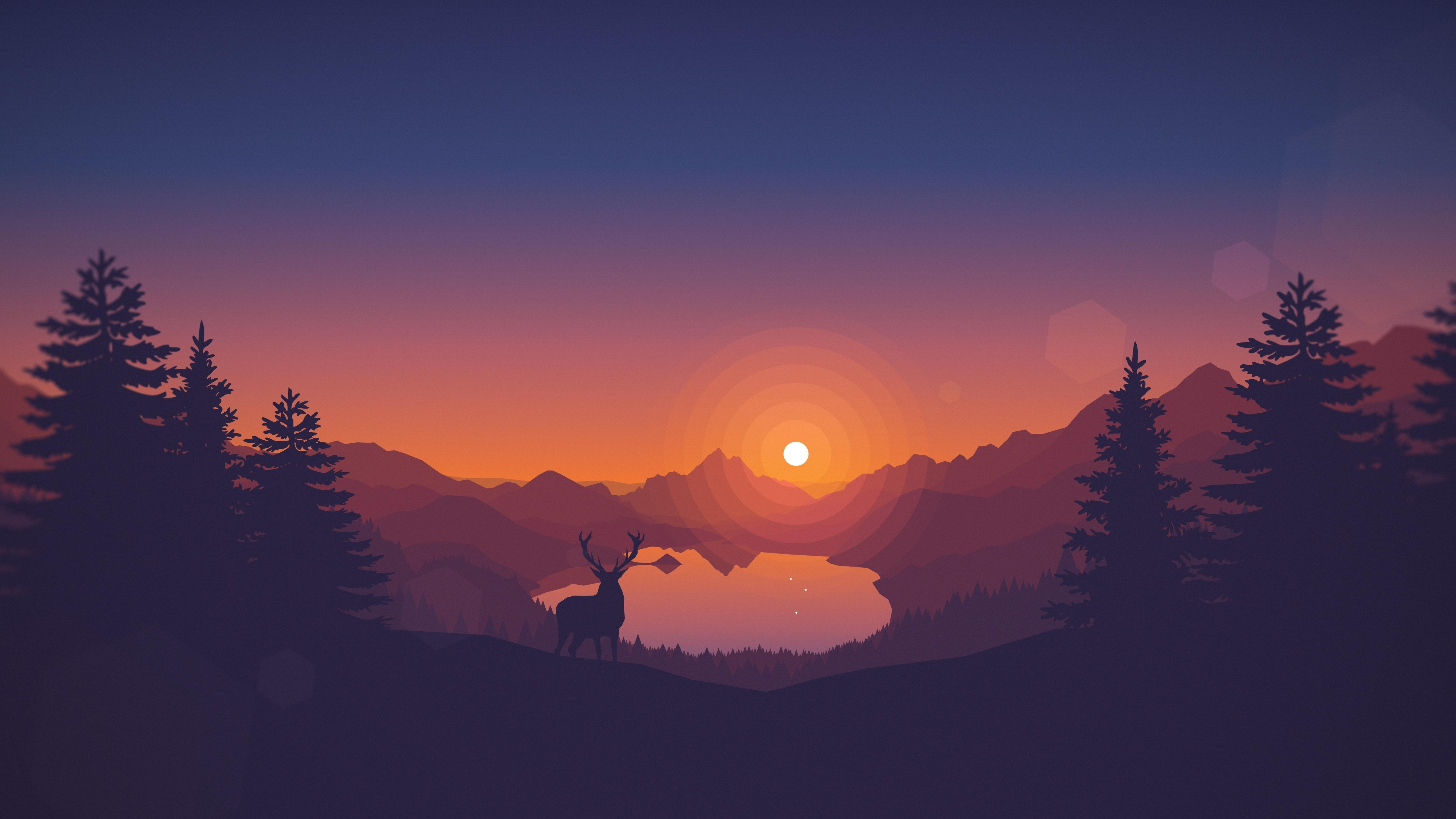 Firewatch 5K Wallpapers HD Wallpapers 5120x2880