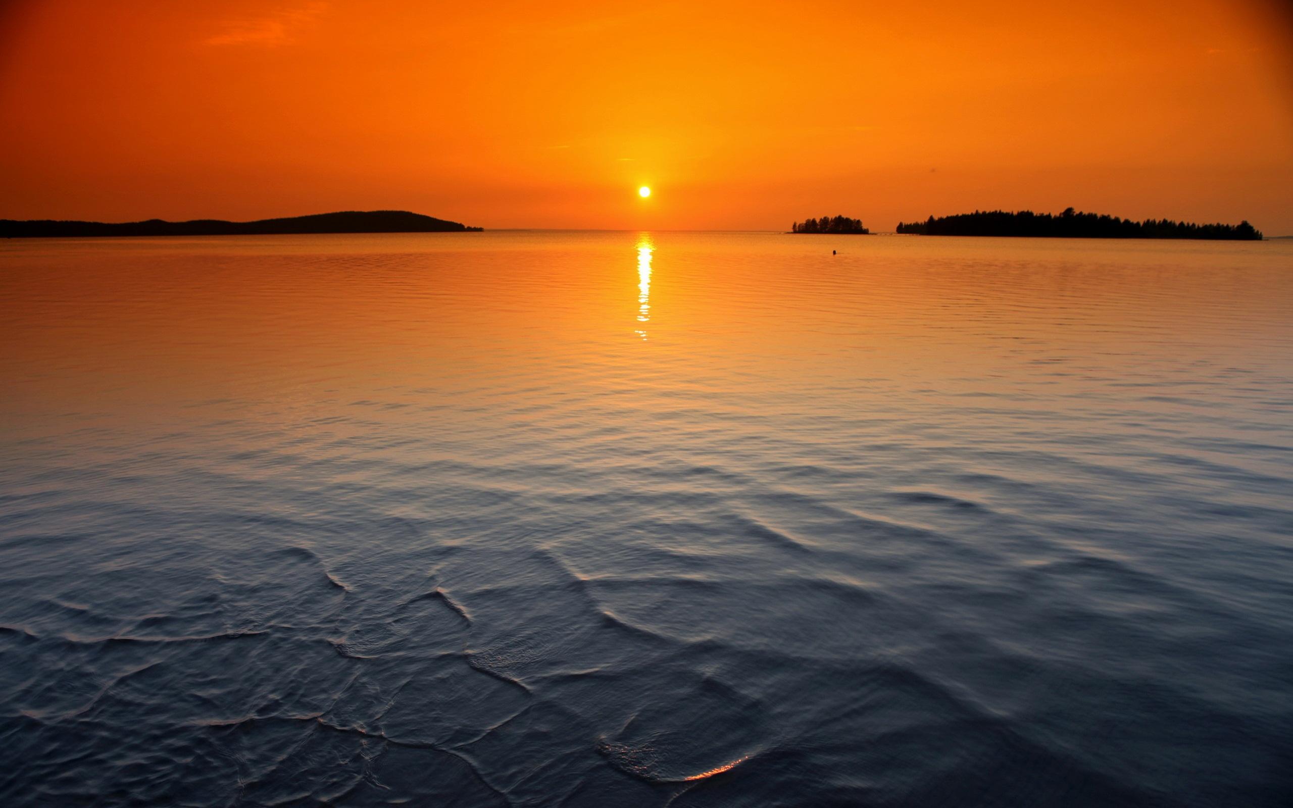 40+ Ocean Sunsets Wallpaper on WallpaperSafari