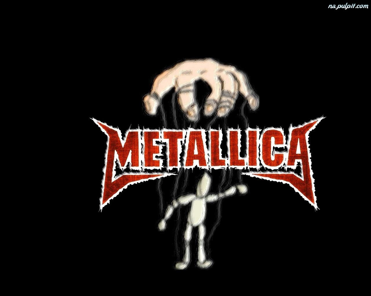Metallica Logo Desktop Wallpaper  31   Metallicawallpapercom 1280x1024