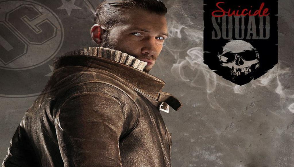 Download Suicide Squad Captain Boomerang HD Wallpaper Wide Desktop 1024x583