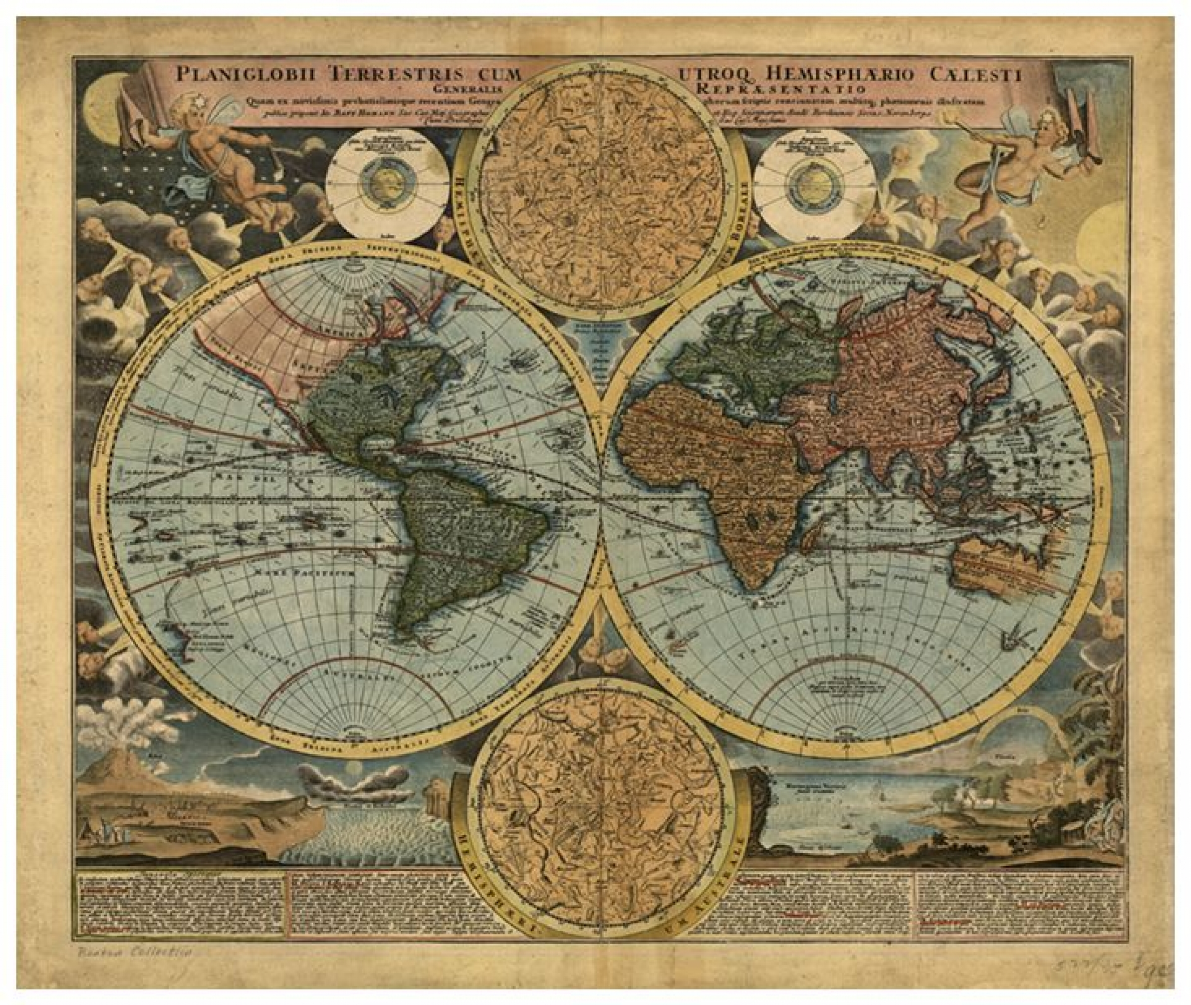 old map of the world pictures