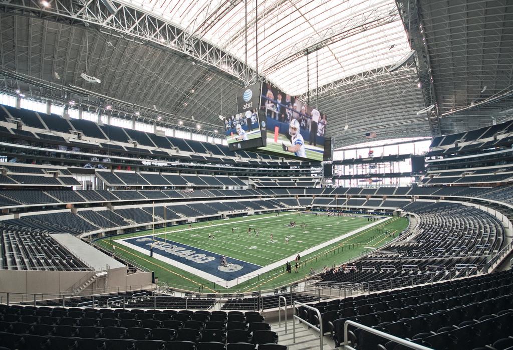 43 Cowboys Stadium Wallpaper On Wallpapersafari