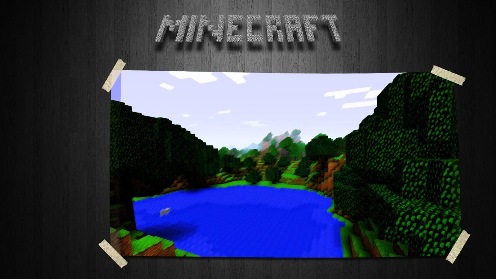 Cool Minecraft WallpapersHD Minecraft WallpapersMinecraft Wallpaper 1600x900