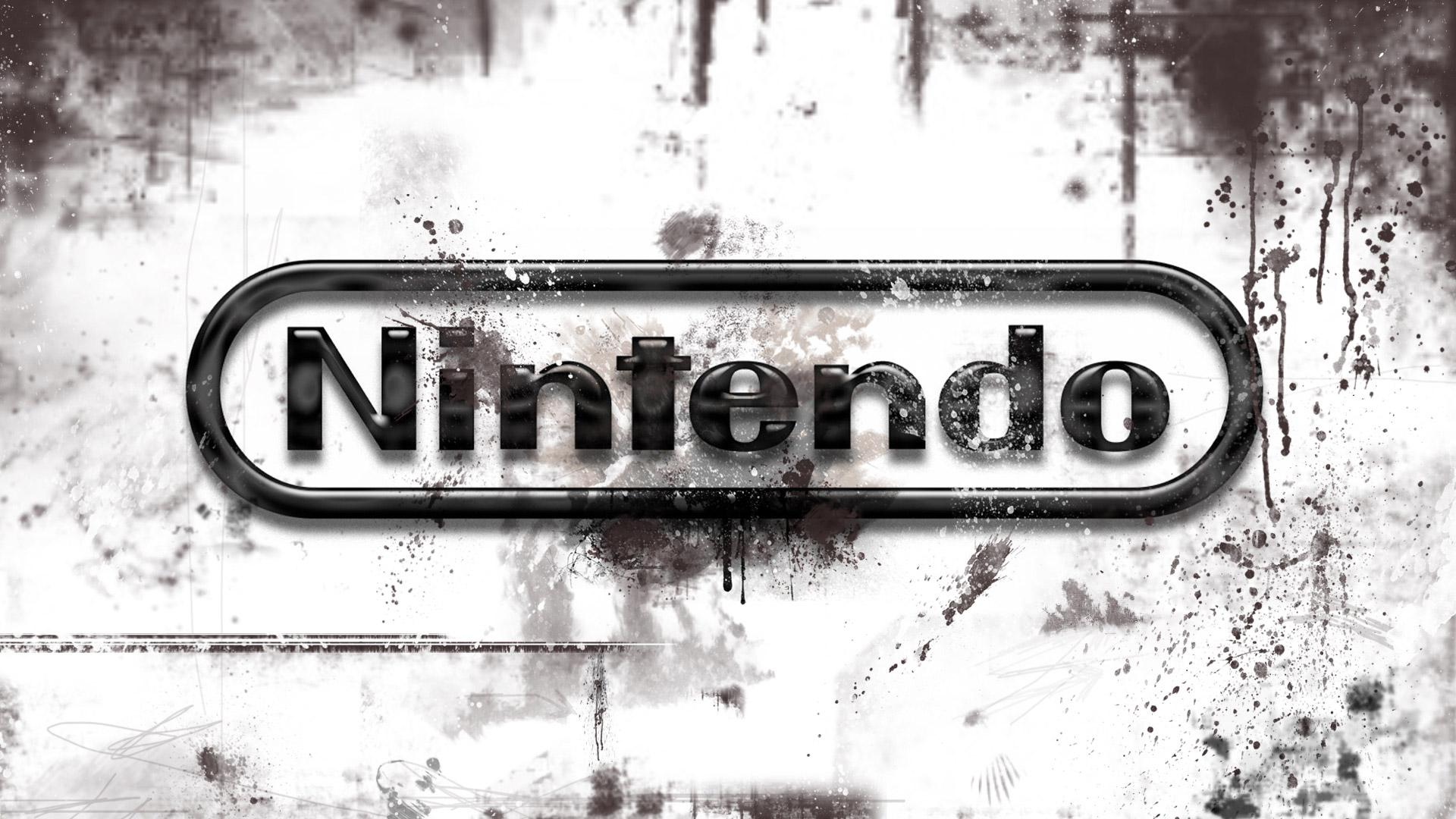 Nintendo Grundge HD Wallpaper FullHDWpp   Full HD Wallpapers 1920x1080