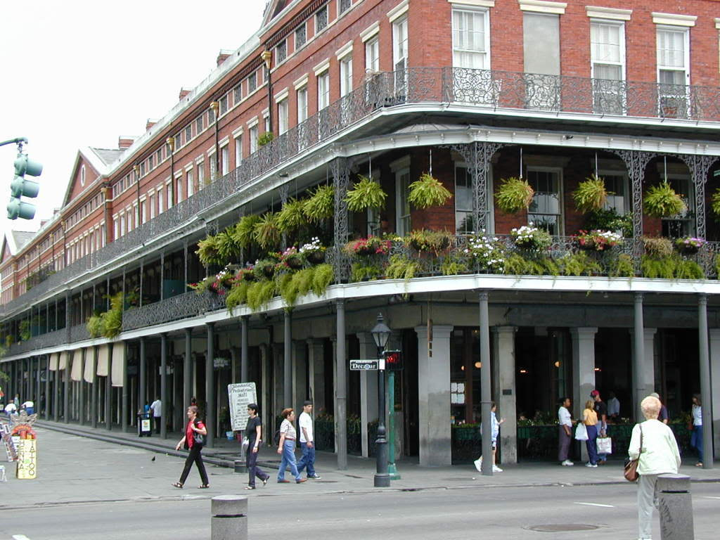New Orleans imagens French Quarter HD wallpaper and background 1024x768