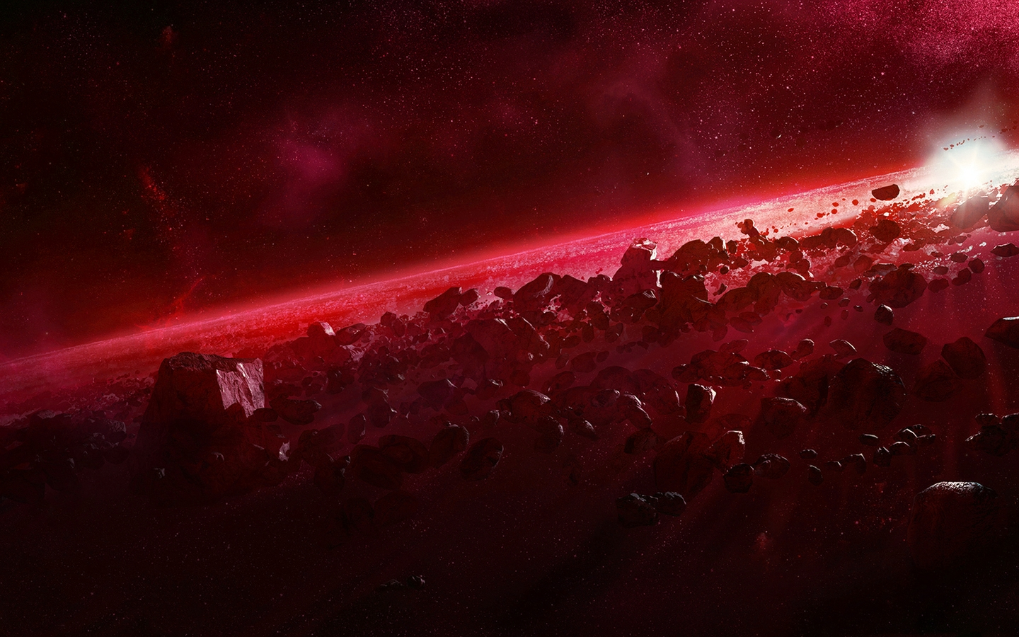 red space wallpaper - photo #14