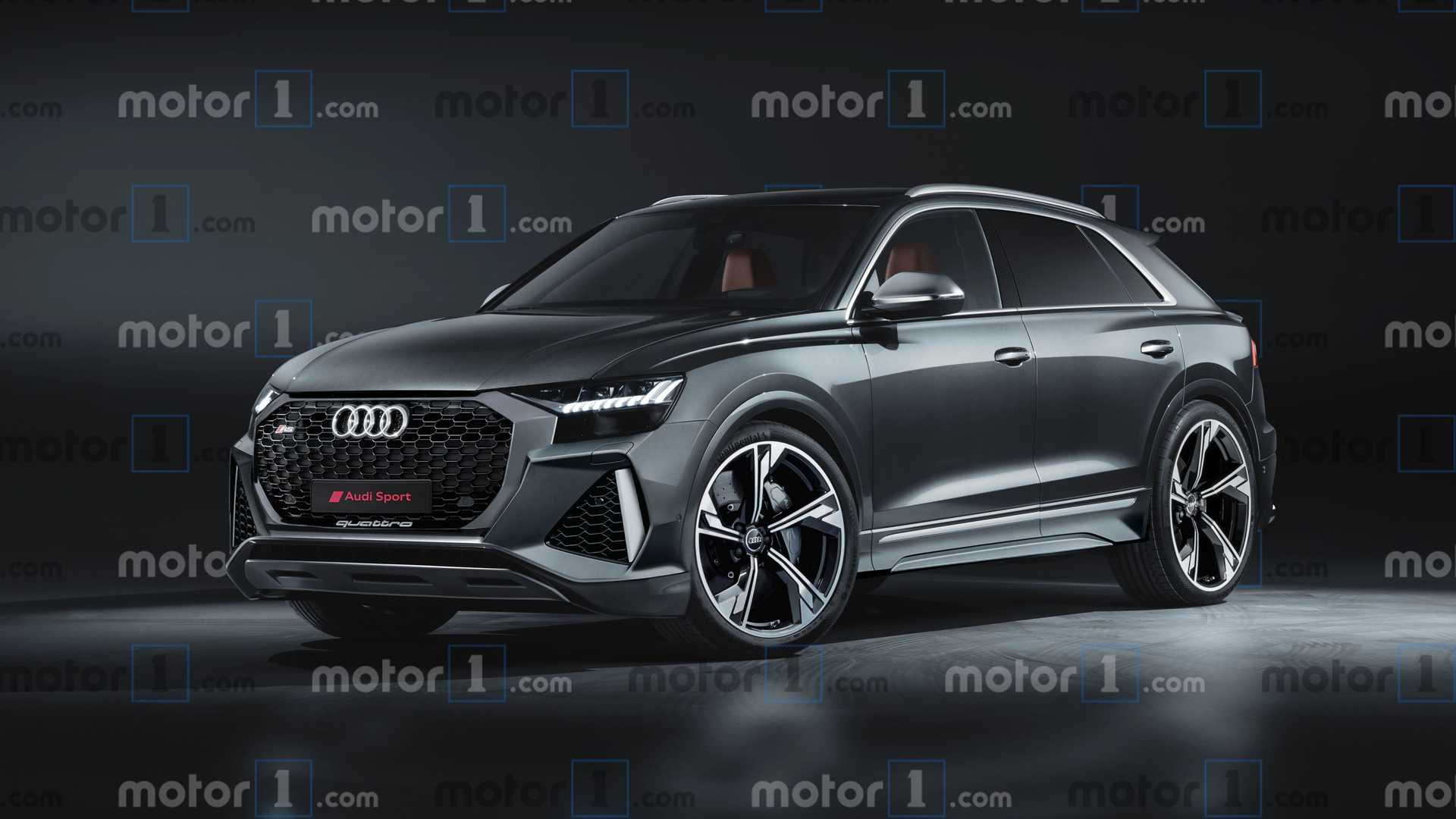 Audi RS Q8 Rendering Predicts The Inevitable 1920x1080