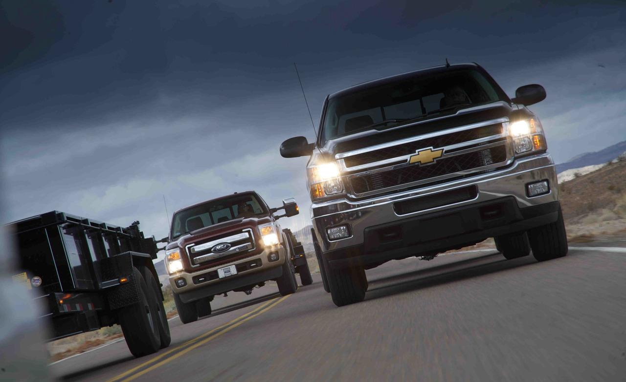 Chevrolet Silverado Desktop Wallpapers 1280x782