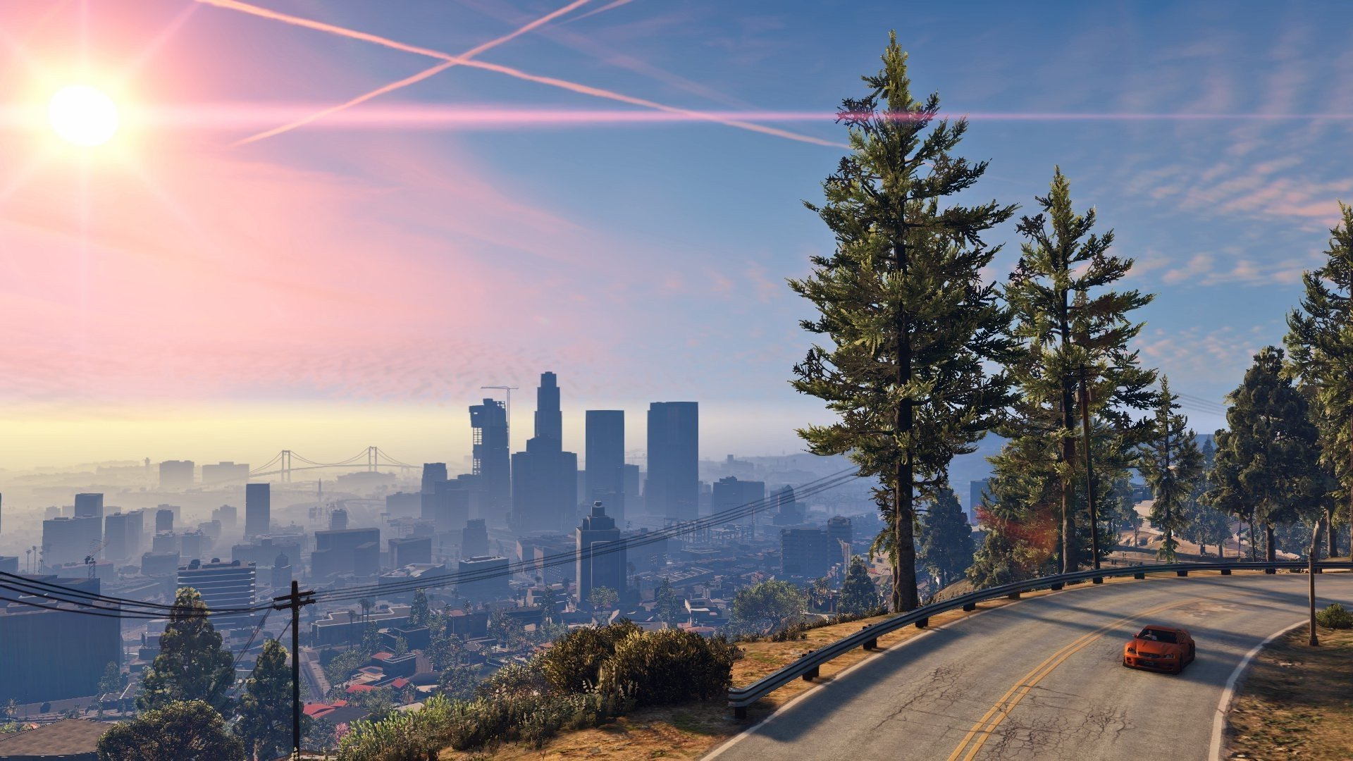 Grand Theft Auto V Lossantos Wallpapers HD Desktop and Mobile 1920x1080