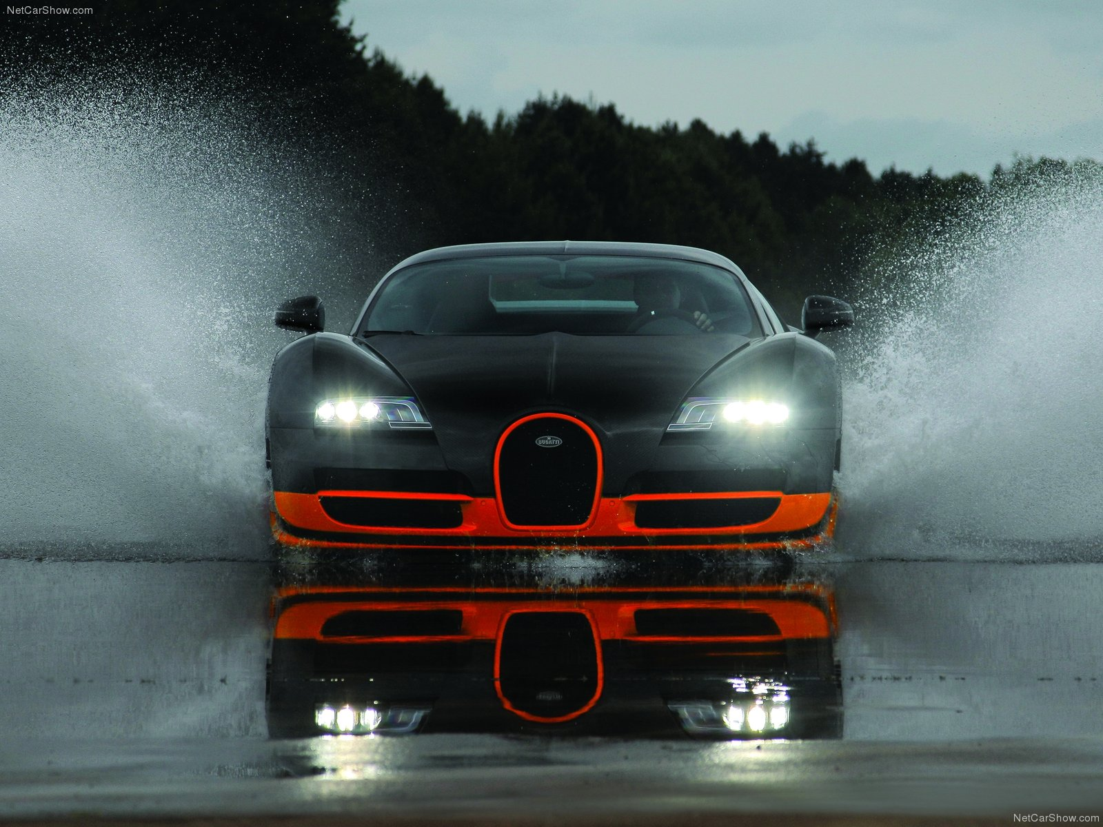 SPORTS CARS WALLPAPERS Bugatti Veyron Wallpapers 1600x1200