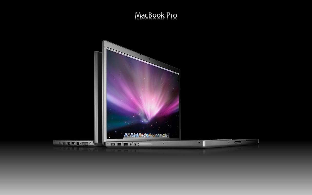 Macbook Pro Reflection Wallpaper Wallpaper 1280x800