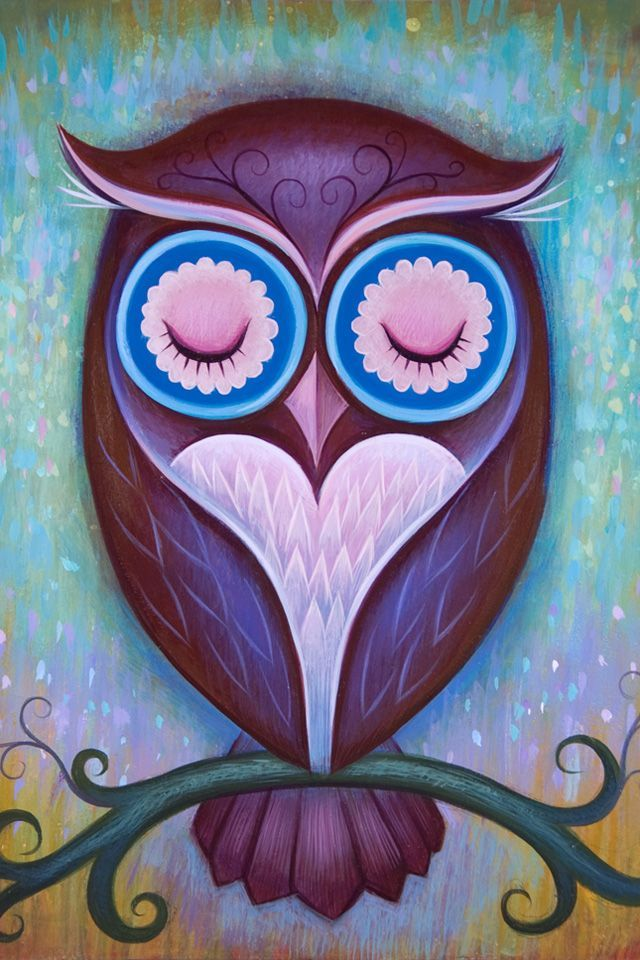 Owl Iphone Wallpapers Pinterest IPhone 640x960