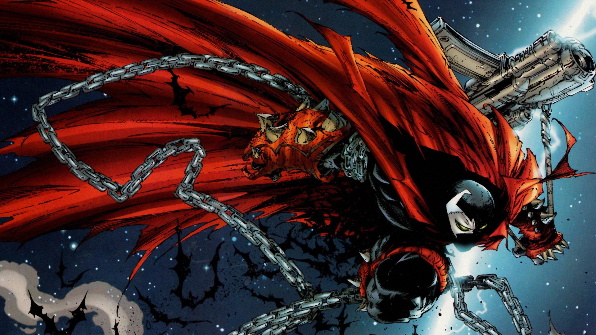Spawn wallpaper | 1920x1080 | 39663 | WallpaperUP
