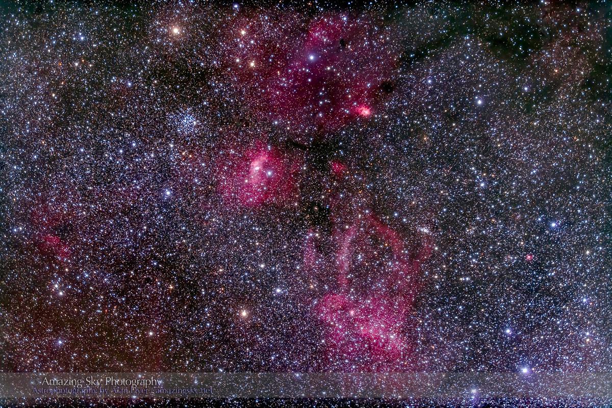 Star Filled Sky Wallpaper Wallpapersafari