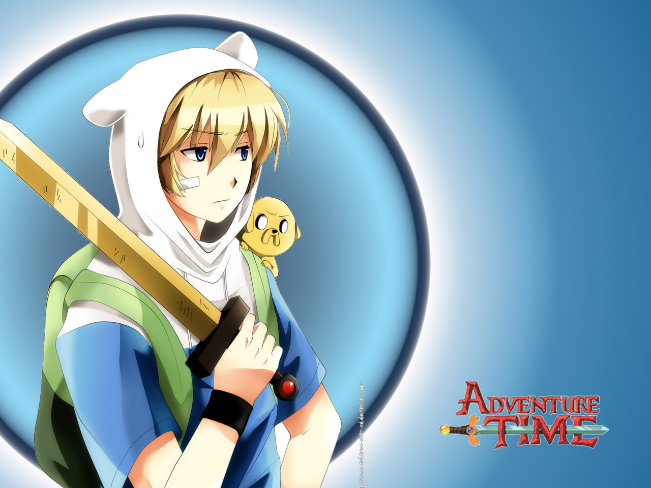 Finn and Jake wallpaper by RivenRoth740 1280x960