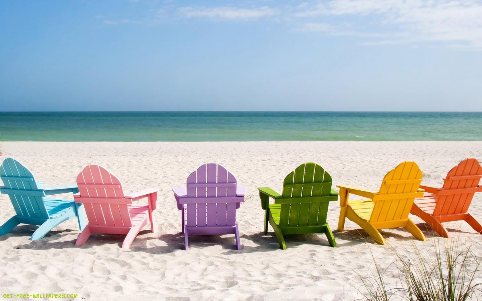 Download Summer Relax Wallpaper 1680x1050