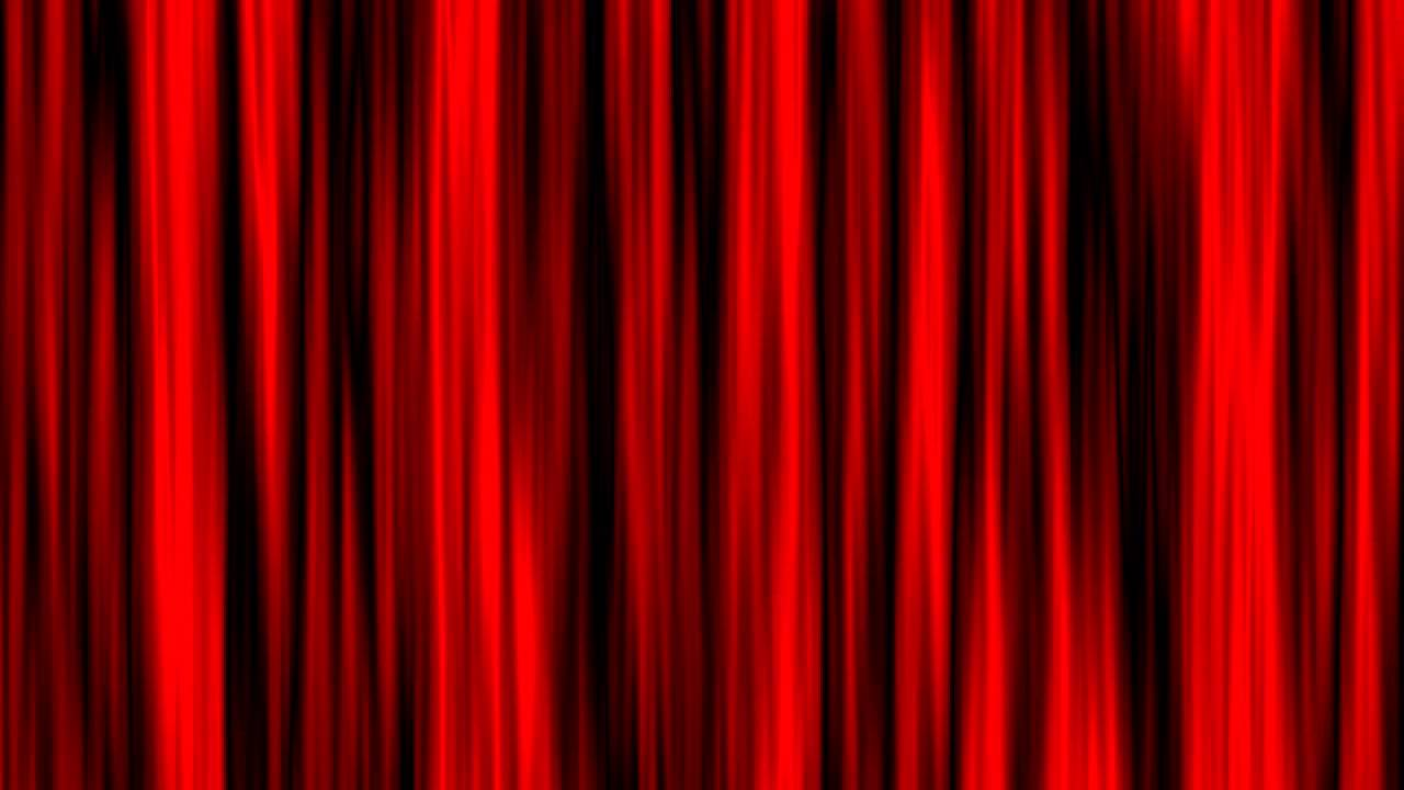 wallpapers red curtain background - photo #37