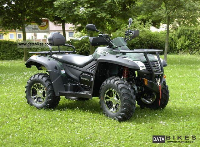 Quad Atv 500 4x4 Everest Lof Malufelgen Motorcycle Quad Photo 1 HD 640x472