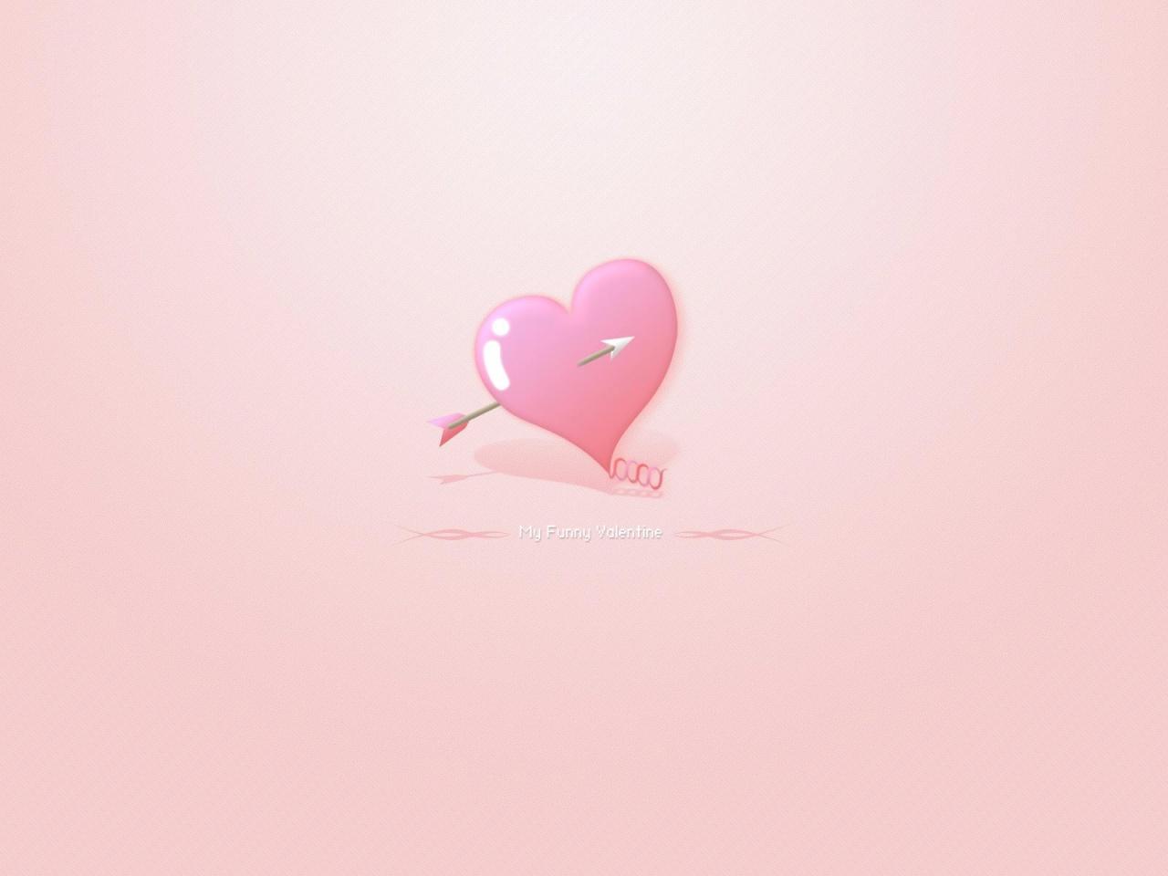Funny valentine desktop wallpaper 1280x960