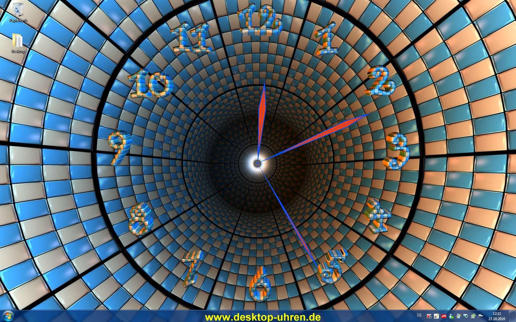 Free download desktop wallpaper clock downloads great world.