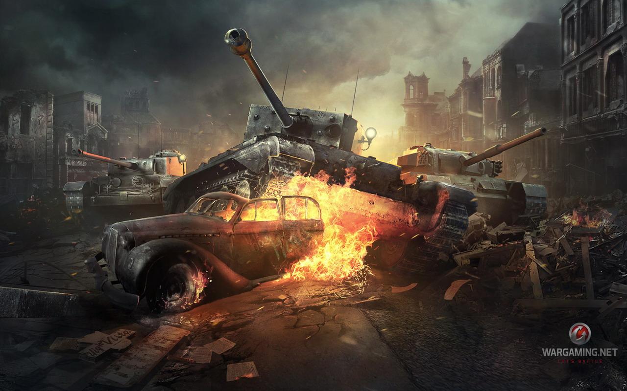 50 World Of Tanks Live Wallpaper On Wallpapersafari