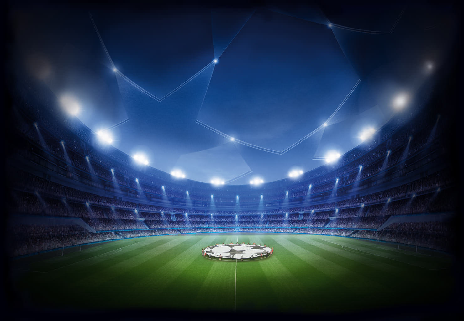Champions League Desktop Full HD Pictures 1480x1024