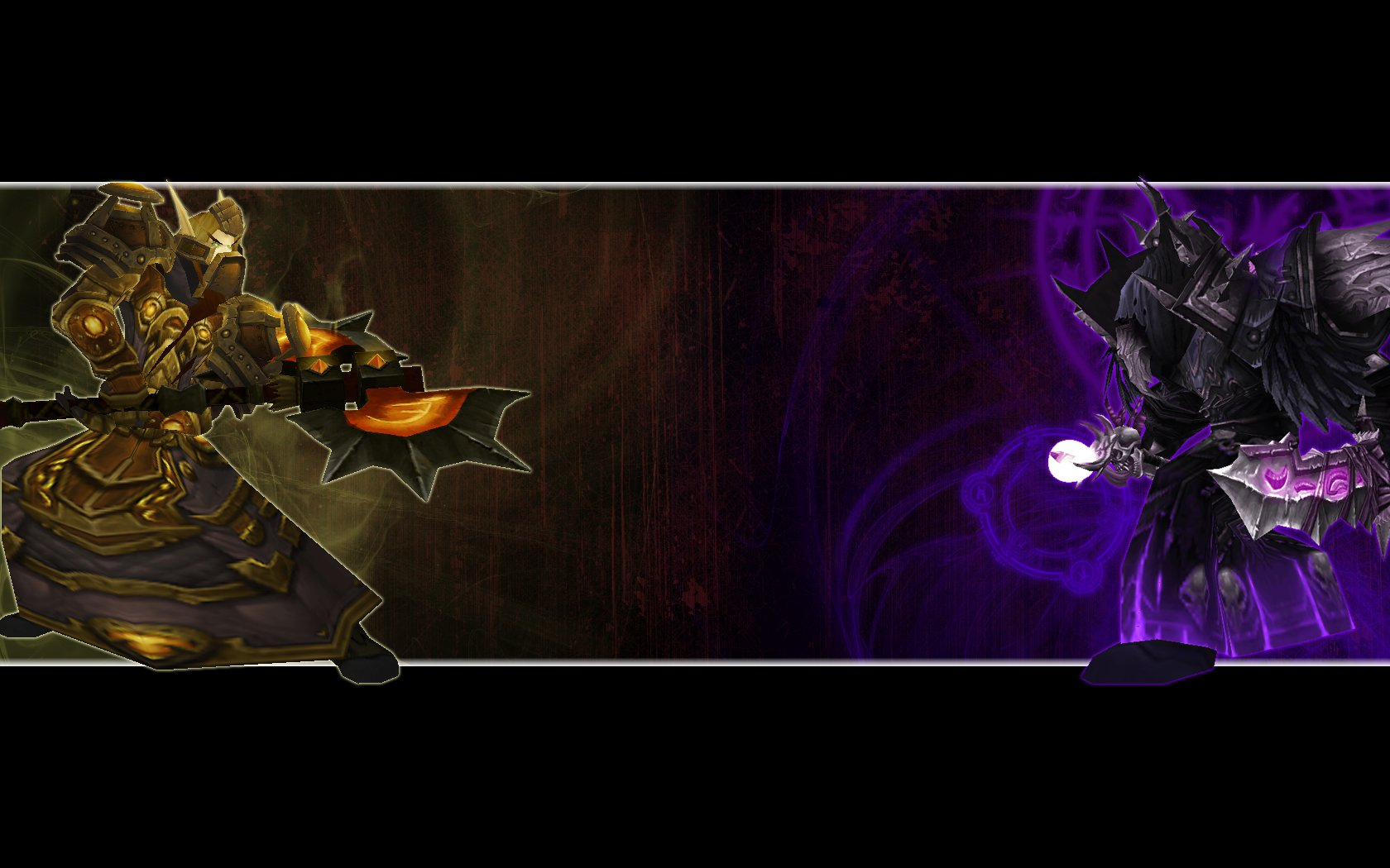 World of Warcraft Wallpaper by Cazylein 1680x1050
