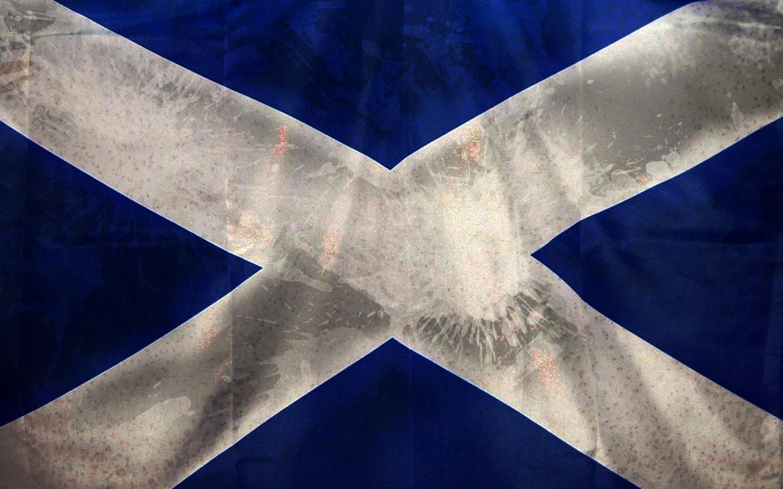 Flag of Scotland - Wikipedia