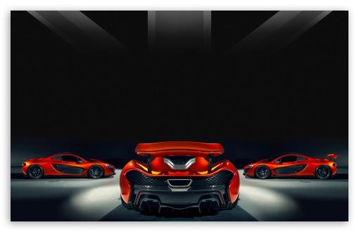 2014 McLaren P1 Supercars HD wallpaper for Wide 16:10 5:3 Widescreen ...