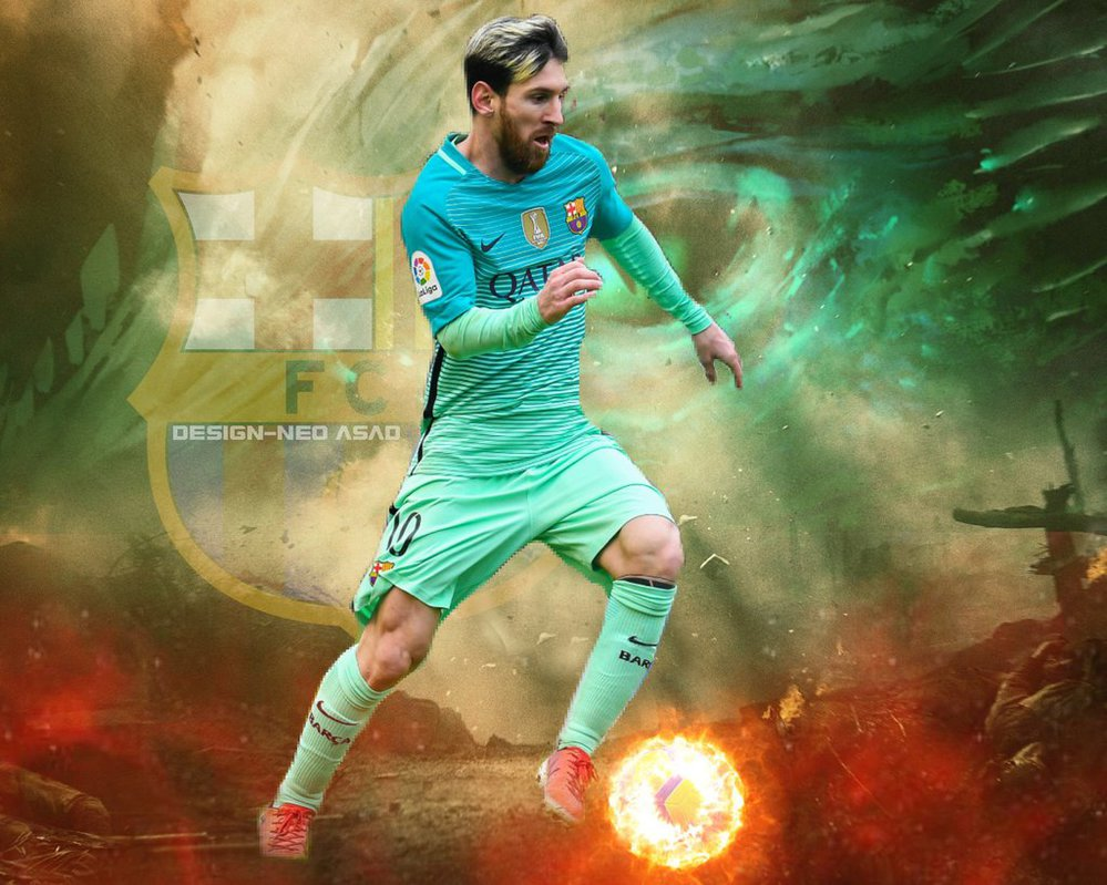 Messi Wallpaper by neoasad 999x799