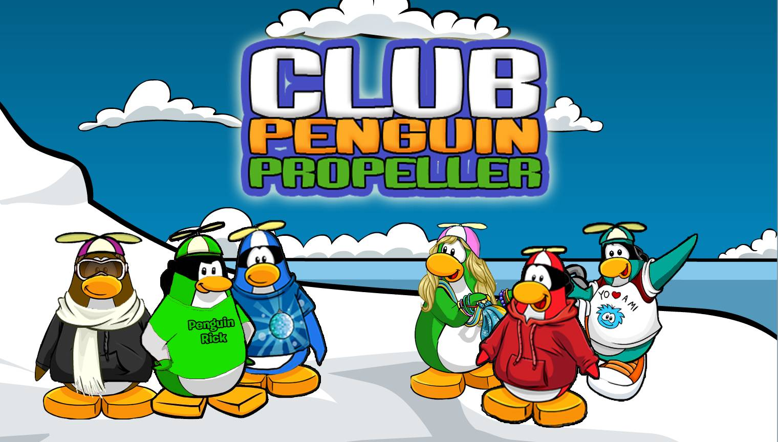 Nuevos Wallpapers Club Penguin Pro   Club Penguin Wallpaper 1520x864