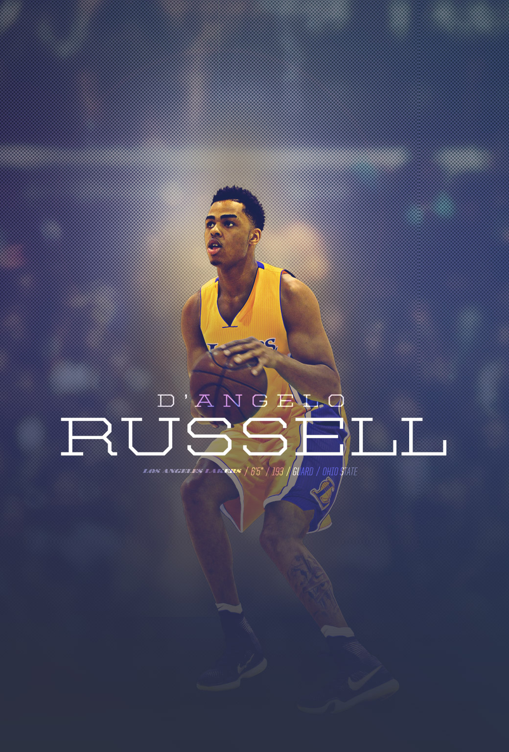 D'Angelo Russell Wallpapers - WallpaperSafariLakers Rumors