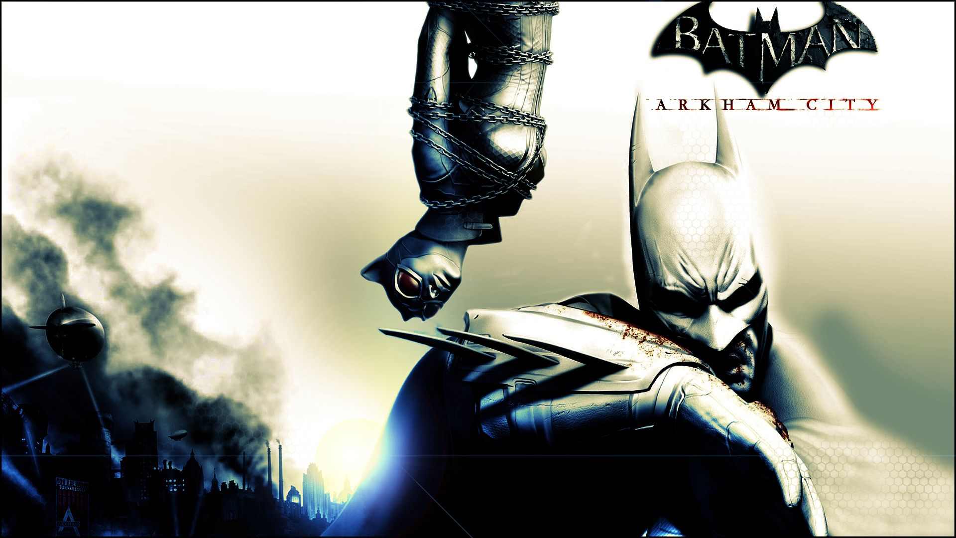 Batman HD Desktop Wallpaper 1920x1080