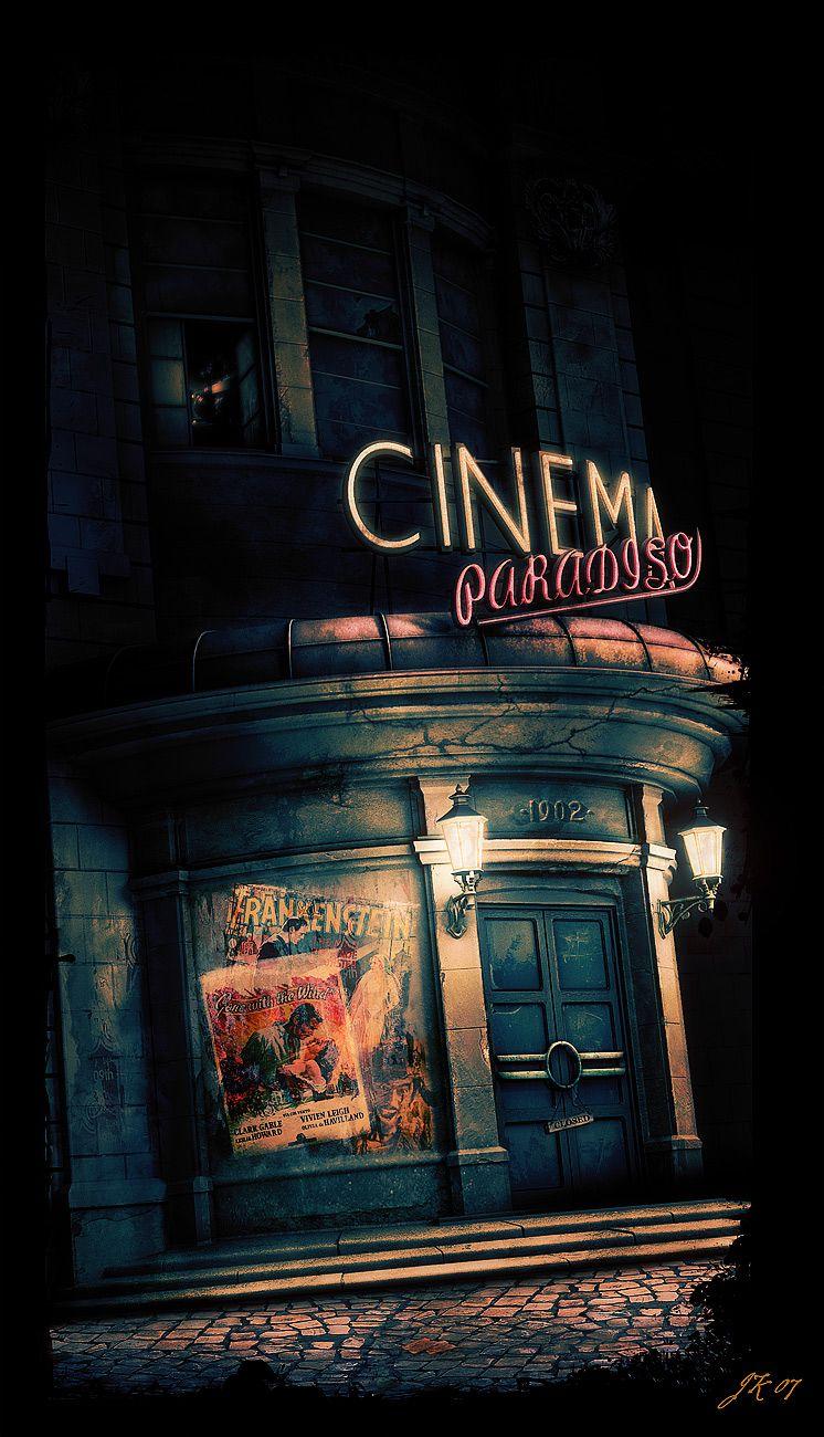 time2start time2start Film vintage Cinema paradiso Cinema 746x1300