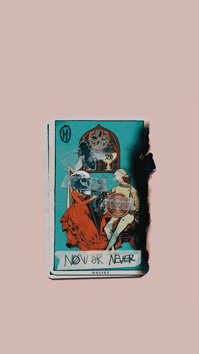 halsey now or never Wallpapers in 2019 Halsey Tumblr 640x1136